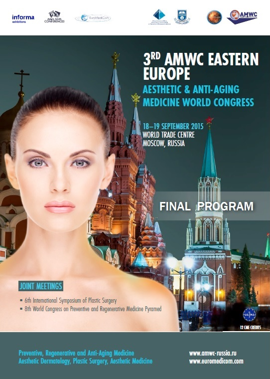 3rd Aesthetic and anti-aging Medicine World Congress Eastern Europe